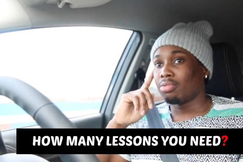 HOW MANY LESSONS TO PASS YOUR DRIVING TEST